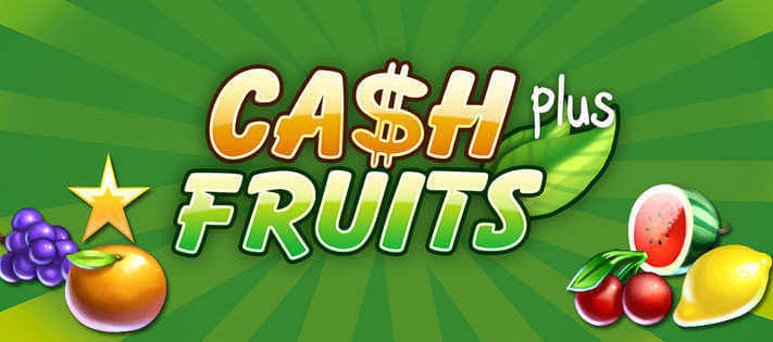 Cash Fruits Plus von Merkur