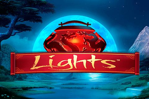 Lights Spiel von netEnt