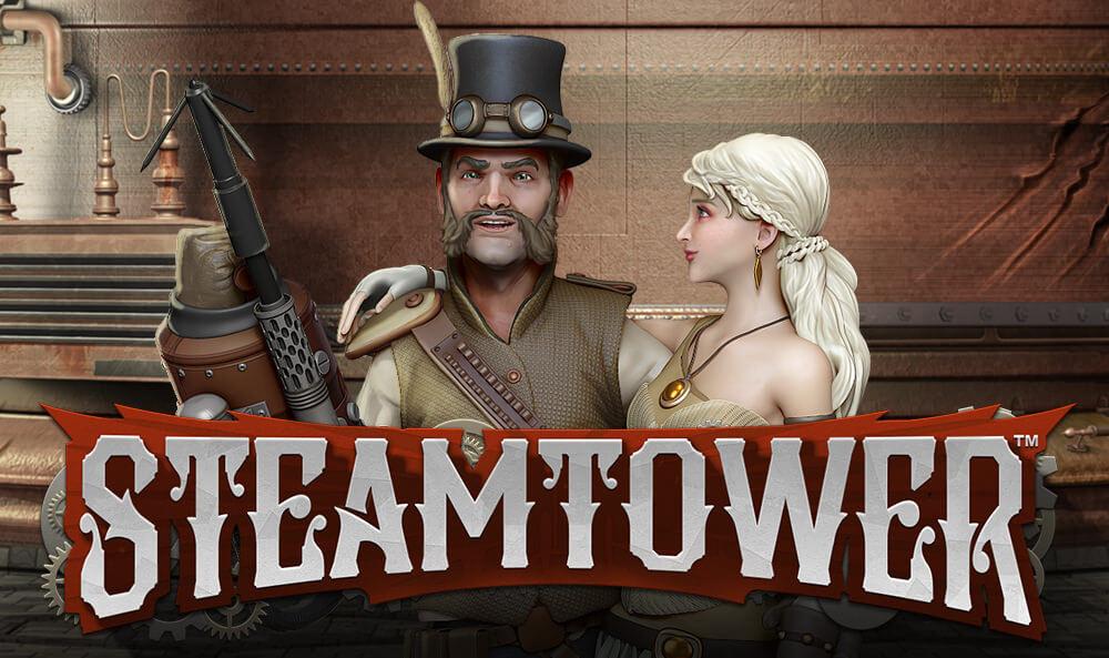 Steamtower von netEnt