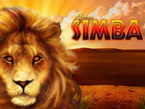 African Simba spielen und gewinnen wie ein Raubtier