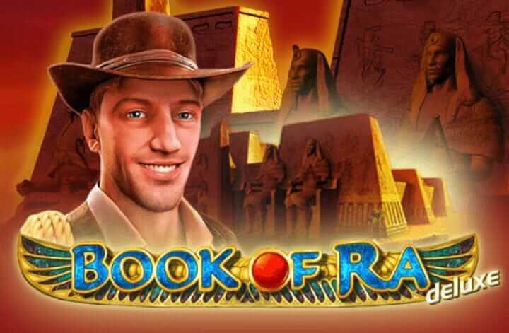 Online Book of Ra Deluxe spielen
