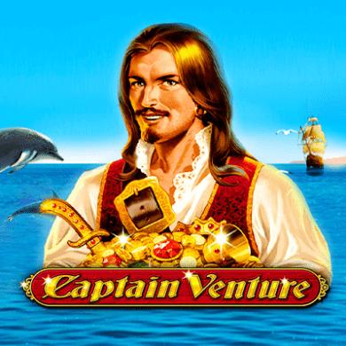 Spiele jetzt Captain Venture von Novoline