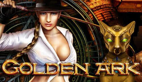 Online Golden Ark spielen, der Spielhallen klassiker