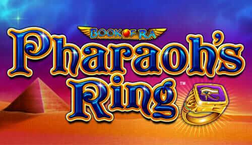 Spiele Pharaohs Ring von Novoline jetzt online