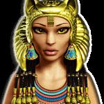 Das Scatter Symbol die Katze bei Dynasty of Ra