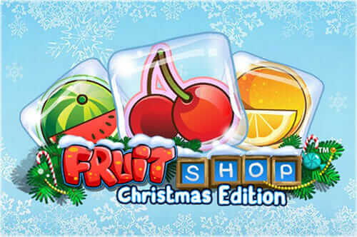 Fruit Shop in der Christmas Edition