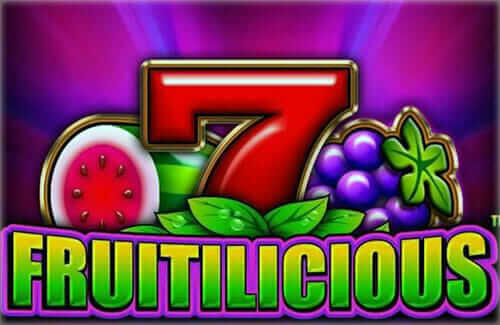 Fruitiliciousonlinespielen NovolineSpielautomat