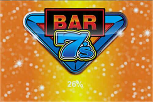 Bar 7's Novoline Slotmaschine