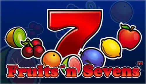 fruits sevens novoline
