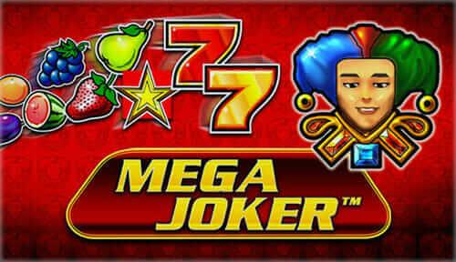 Mega Joker Slot von Novoline