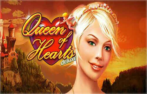 Queen of Hearts bereit zum online spielen