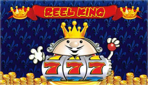 Reel King kann online gespielt werden