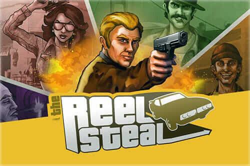 Reelsteal Spielautomat von NetEnt